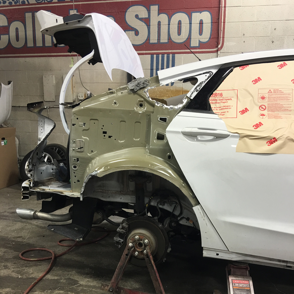 We Pay Your Deductible or Free Loaner The Collision Shop Brownstown ...